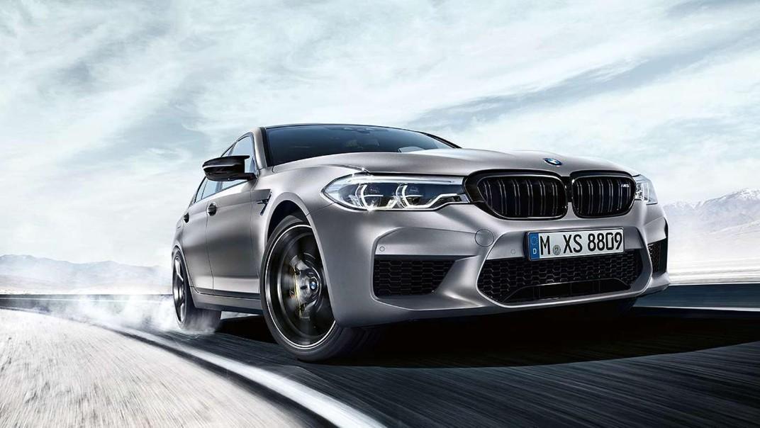 BMW M5-Sedan Public 2020 Exterior 009