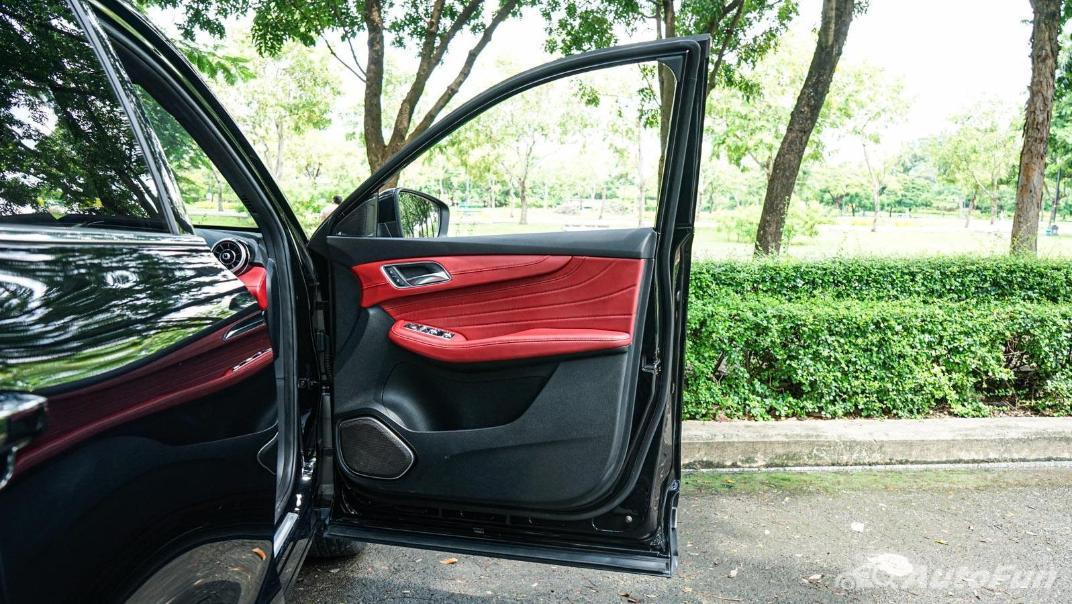 2020 MG HS 1.5 Turbo X Interior 053