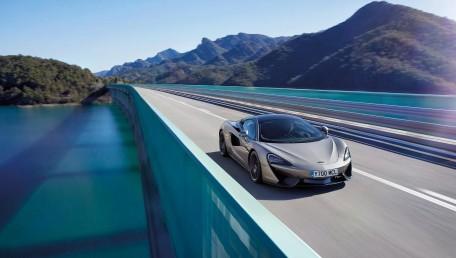 ราคา 2020 McLaren 570S-New 3.8 V8 ใหม่ สเปค รูปภาพ รีวิวรถใหม่โดยทีมงานนักข่าวสายยานยนต์ | AutoFun