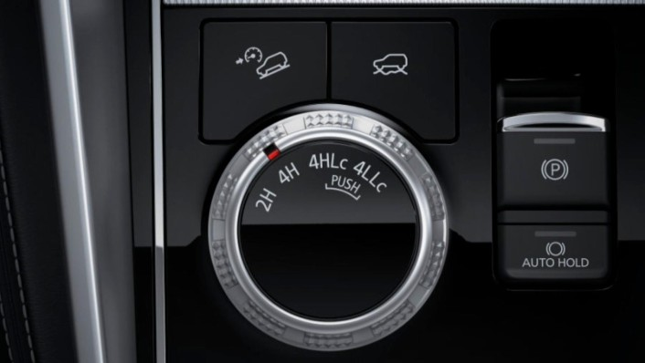 Mitsubishi Pajero Sport 2020 Interior 010