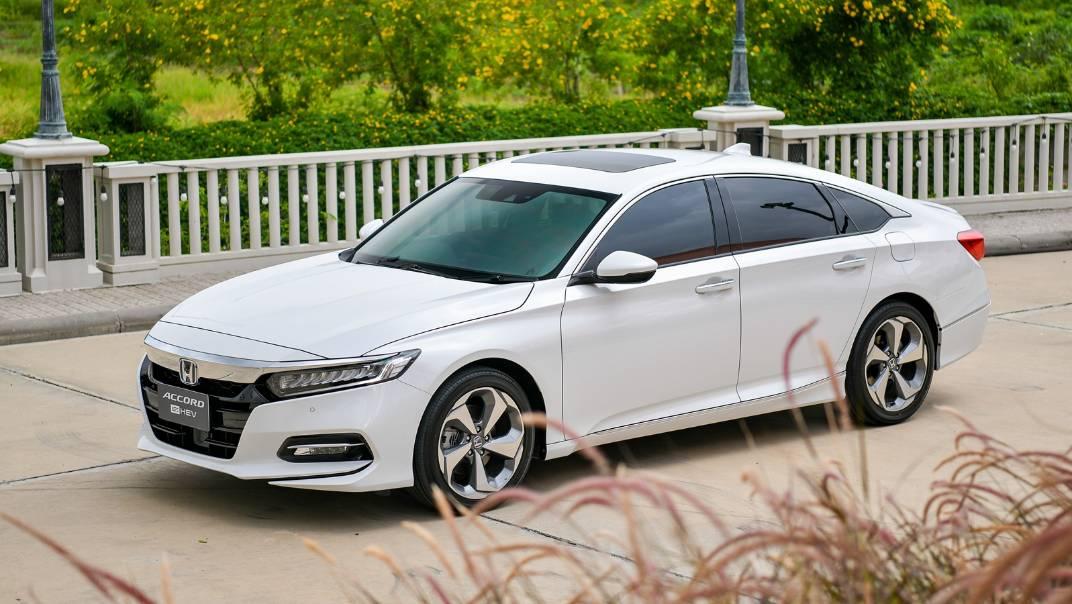2021 Honda Accord 2.0L e:HEV EL+ Exterior 068