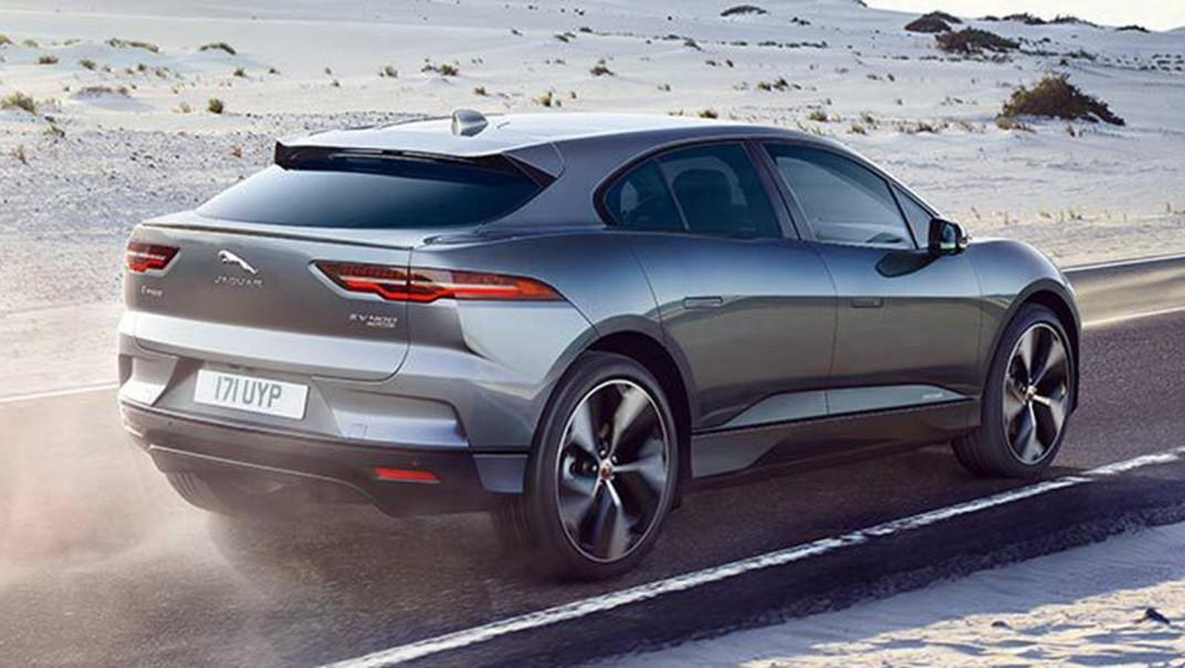 Jaguar I-Pace Public 2020 Exterior 010