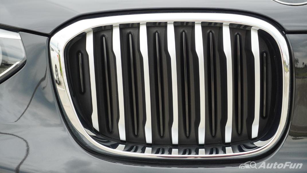 2020 2.0 BMW X3 xDrive20d M Sport Exterior 017