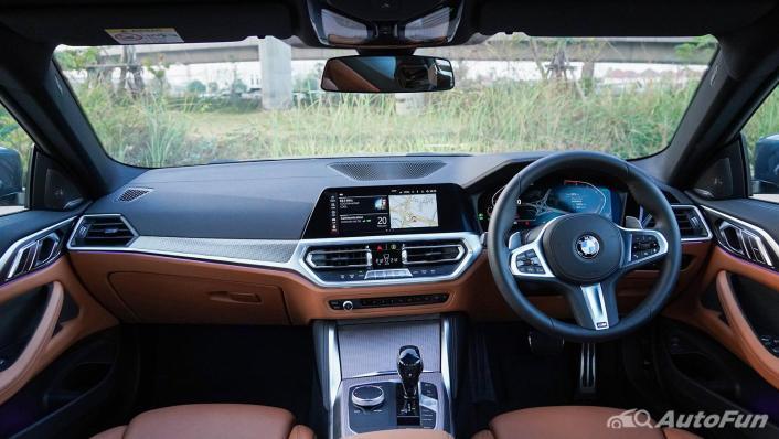 2020 BMW 4 Series Coupe 2.0 430i M Sport Interior 001