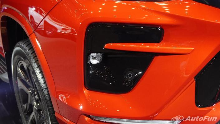 2021 Toyota Fortuner 2.8 GR Sport 4WD Exterior 010