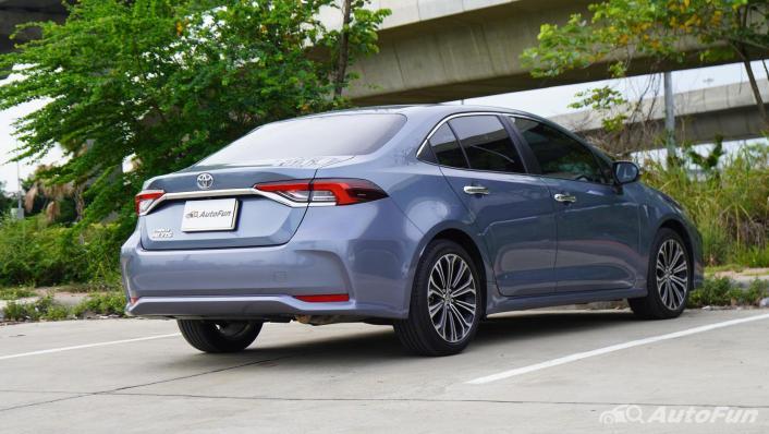 2021 Toyota Corolla Altis 1.8 Sport Exterior 005
