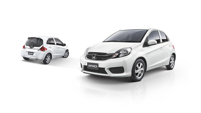 Honda Brio 2020 Exterior 005