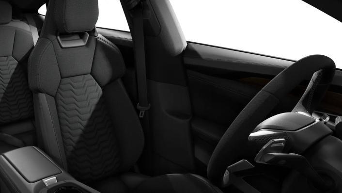 2021 Audi e-tron GT quattro Interior 004
