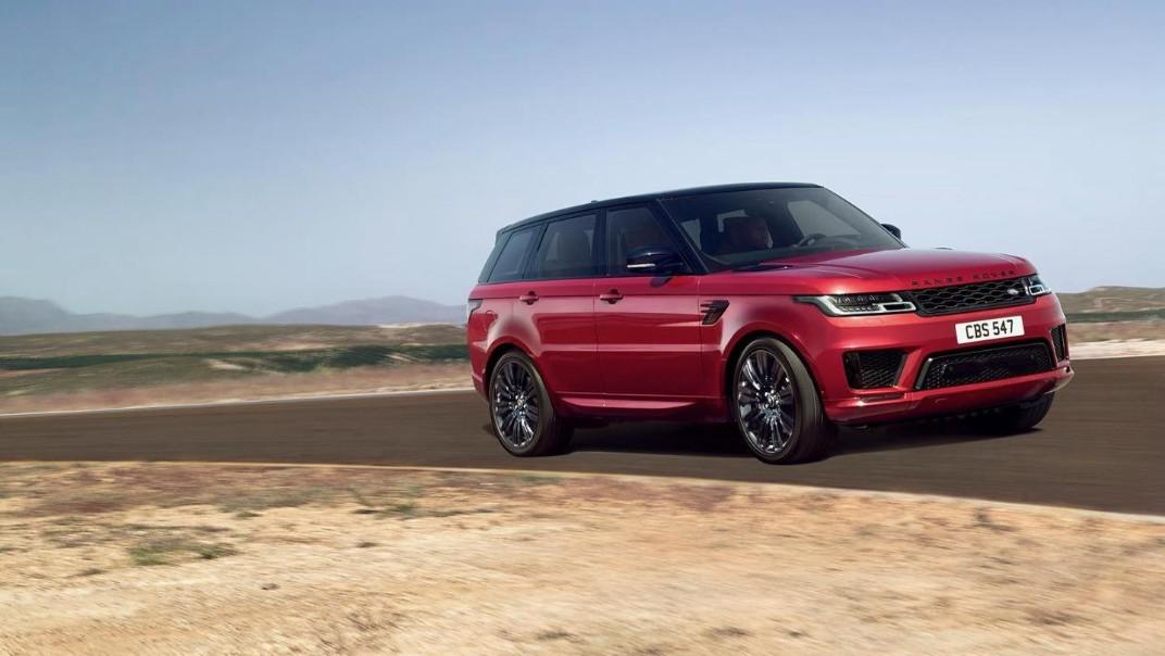 Land Rover Range Rover Sport 2020 Exterior 006