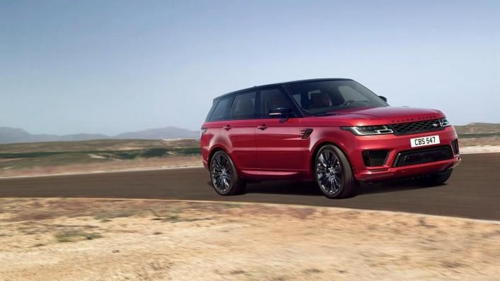Land Rover Range Rover Sport Public 2020 Exterior 006