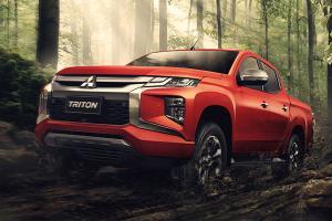 สนไหม? เมื่อ Mitsubishi Triton และ Pajero Sport ใหม่จะวางขุมพลังปลั๊กอินไฮบริด