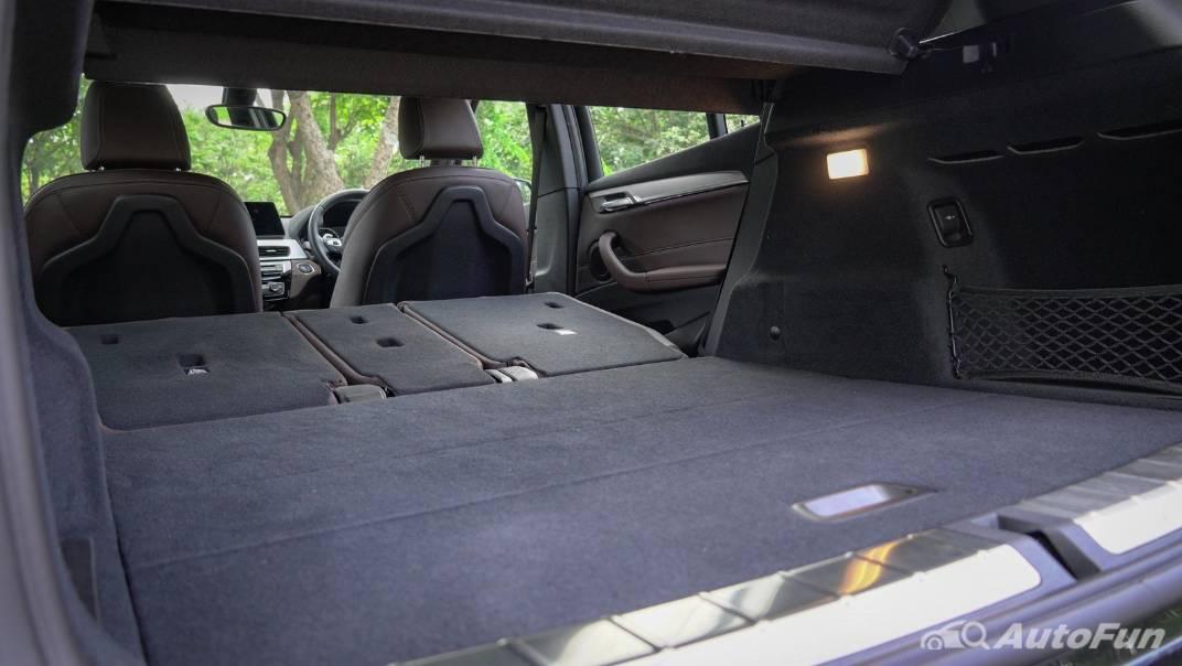 2021 BMW X1 2.0 sDrive20d M Sport Interior 069
