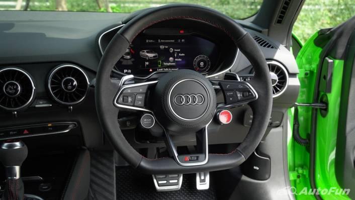 2021 Audi TT Coupé 45 TFSI quattro S line Interior 002