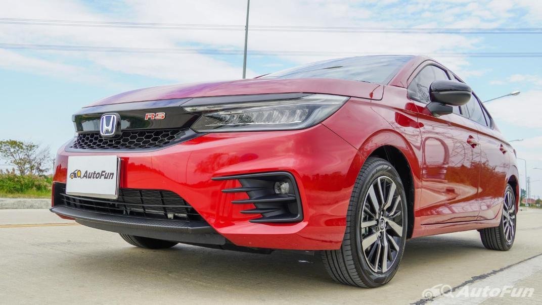 2021 Honda City e:HEV RS Exterior 018