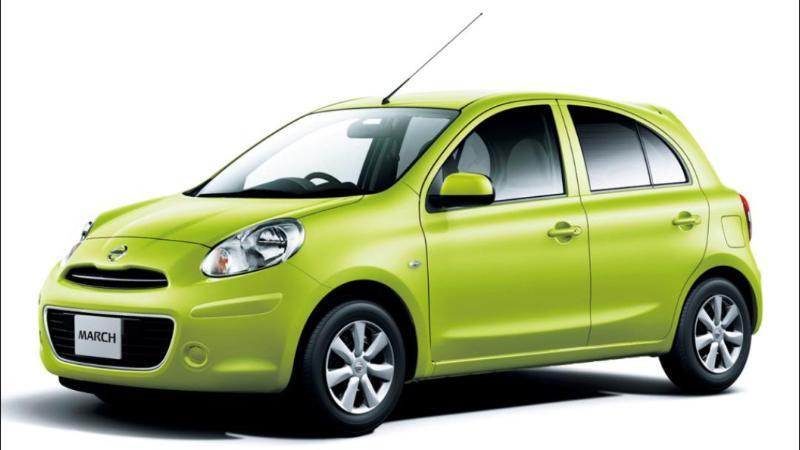 ใครว่าสีเขียวไม่สวย? รวม 4 รถสีเขียวเปรี้ยวจนต้องเหลียวหลังมอง 02