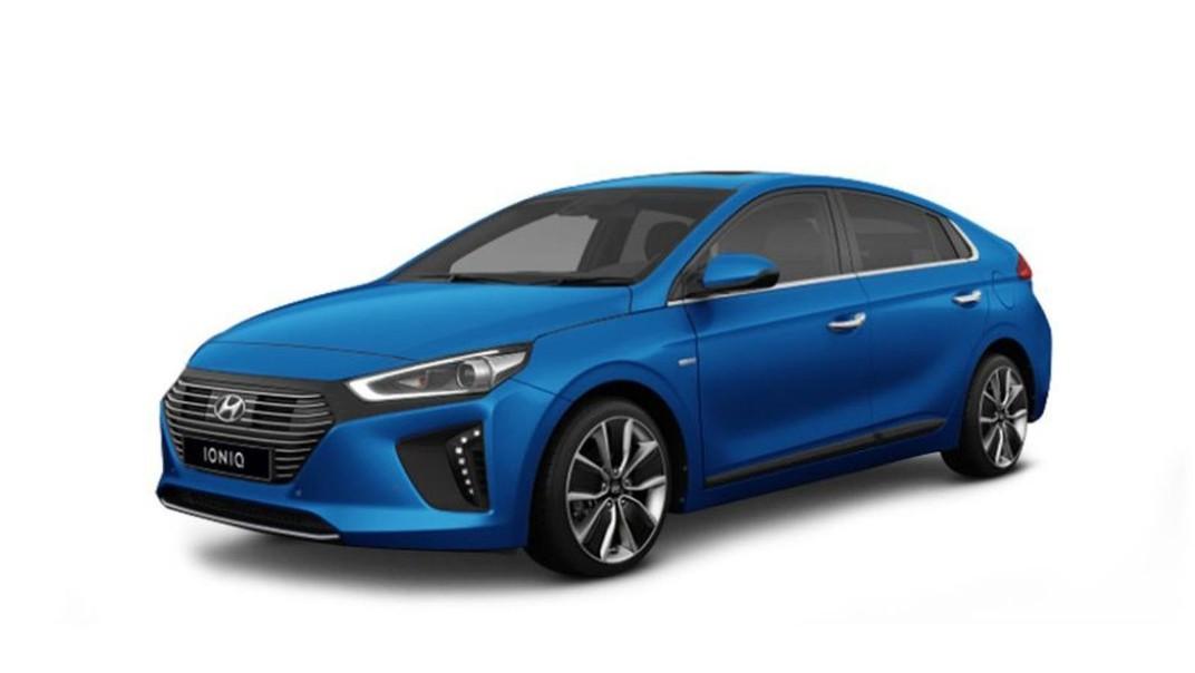 Hyundai Ioniq 2020 Others 003