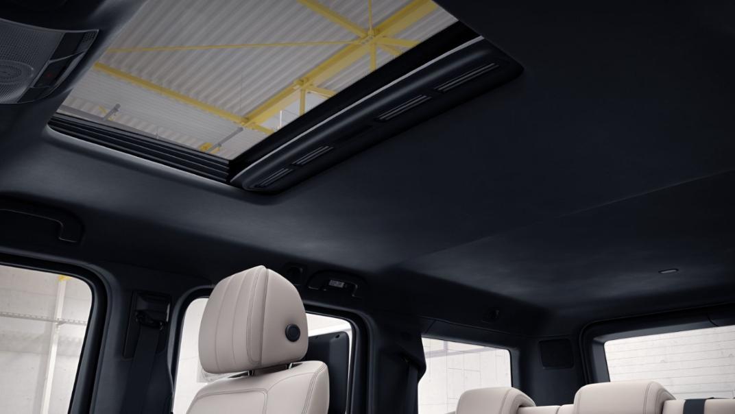 Mercedes-Benz G-Class 2020 Interior 014