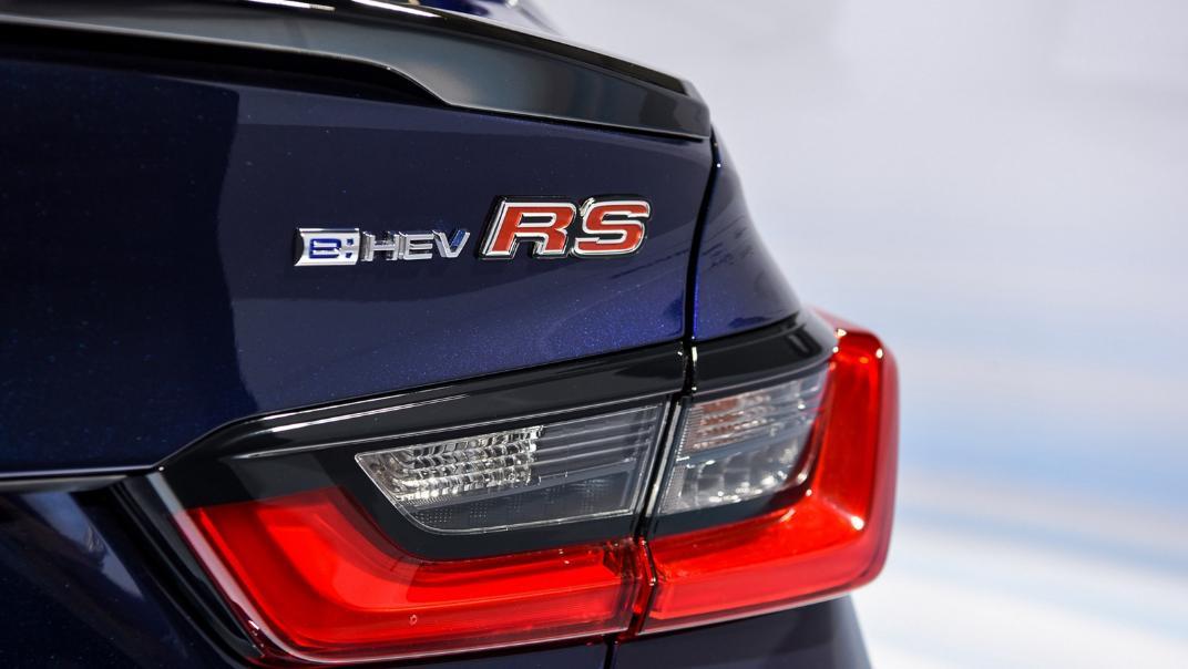2021 Honda City e:HEV RS Exterior 060