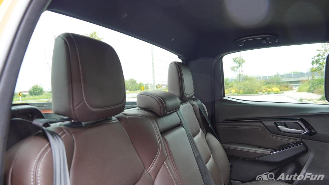 2020 Isuzu D-Max 4 Door V-Cross 3.0 Ddi M AT Interior 056