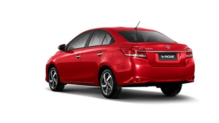 Toyota Vios 2020 Exterior 009