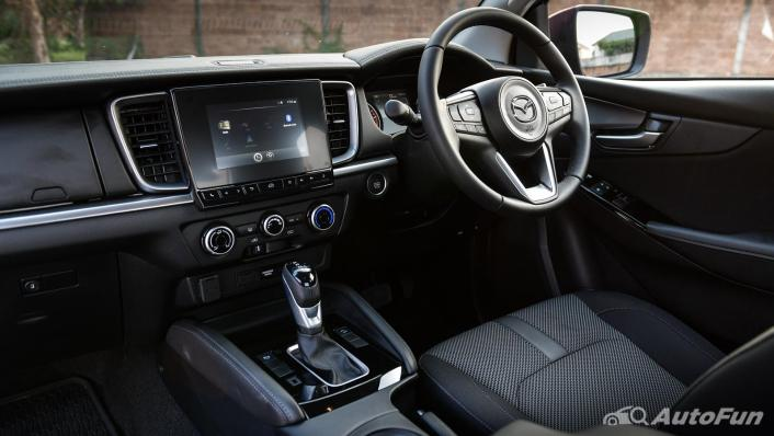 2021 Mazda BT-50 Pro Freestyle Cab 1.9 S Hi-Racer 6AT Interior 001