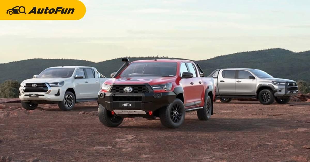 Toyota Hilux ออสเตรเลียเจอปัญหาหนัก หลังพบปัญหาอะไหล่ปลอมหลั่งไหลเข้าประเทศ 01