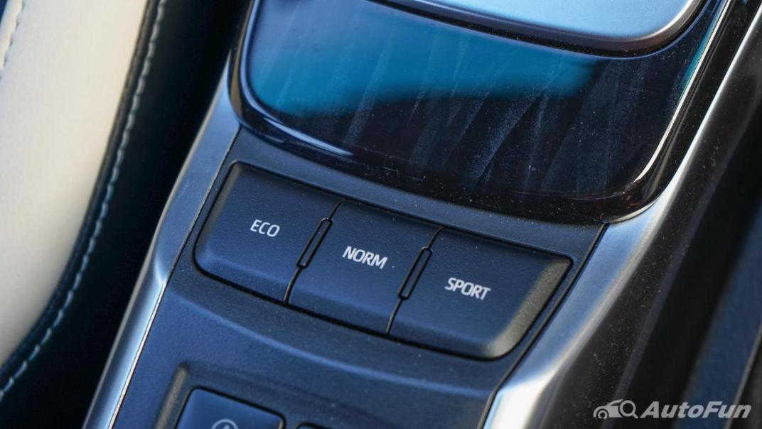 2020 Toyota Fortuner 2.8 Legender 4WD Interior 030
