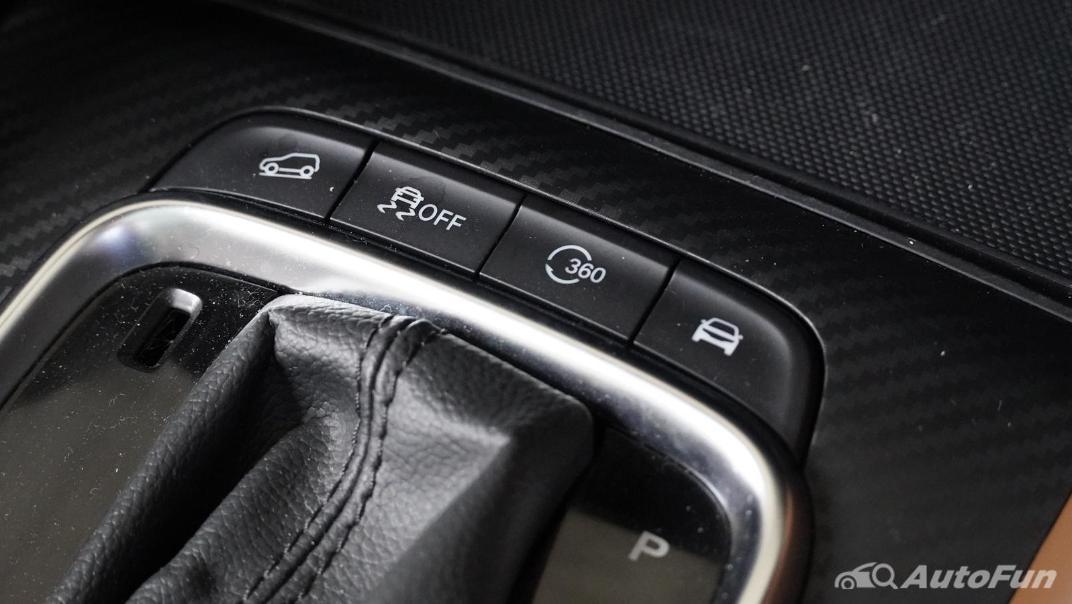 2020 MG ZS 1.5L X Plus Interior 023