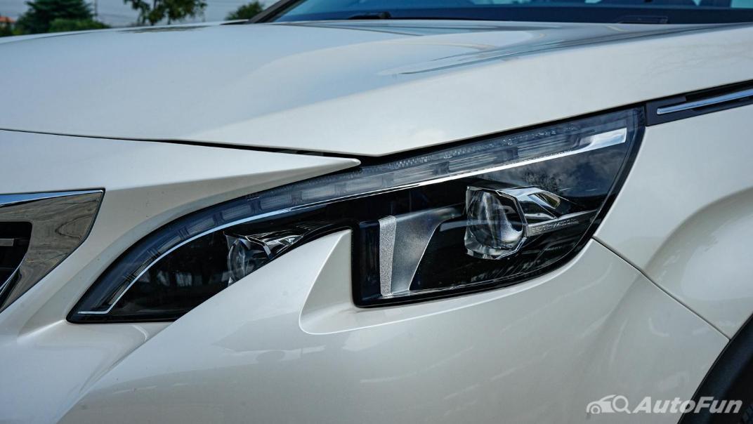 2020 Peugeot 5008 1.6 Allure Exterior 013