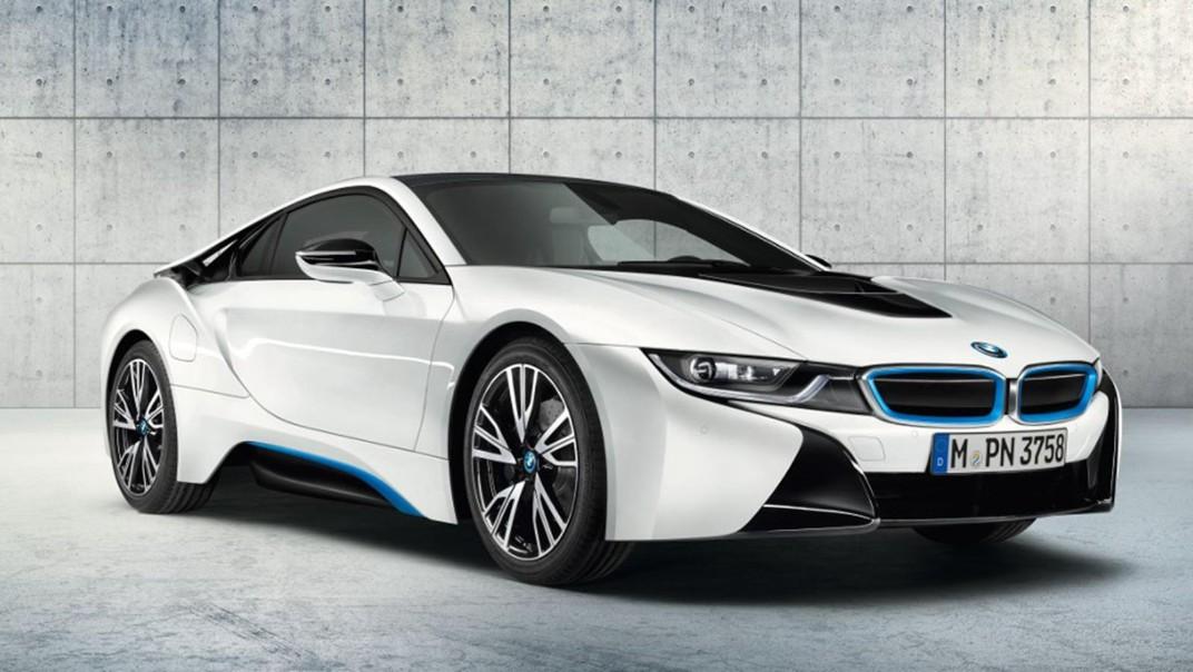 BMW I8 2020 Exterior 017