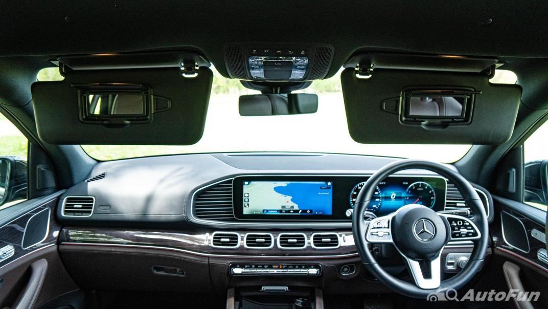 2021 Mercedes-Benz GLE-Class 350 de 4MATIC Exclusive Interior 035
