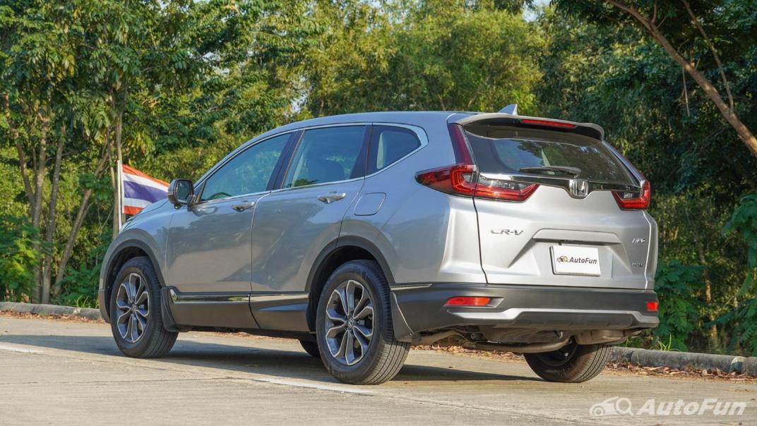 2020 1.6 Honda CR-V DT-EL 4WD Exterior 007