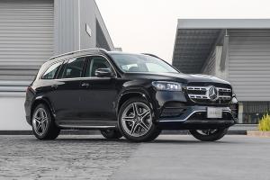 Mercedes-Benz GLS ประกอบในประเทศ ราคาลดไป 2.36 ล้านบาท อัดออพชั่น ท้าชน BMW X7