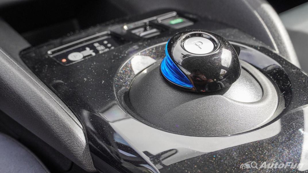 2020 Nissan Leaf Electric Interior 031