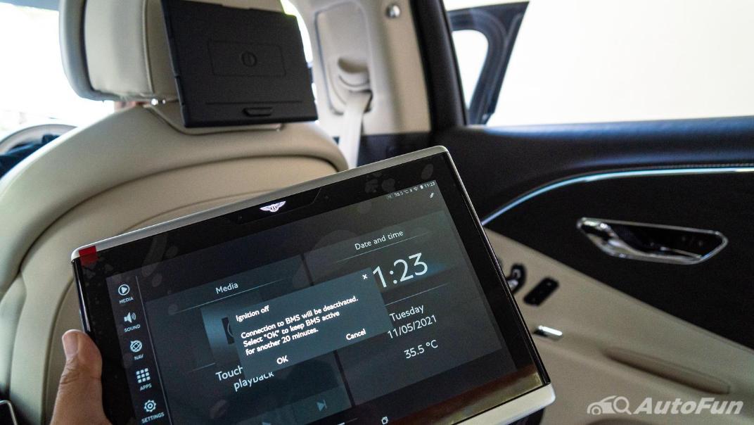 2020 Bentley Flying Spur 6.0L W12 Interior 058