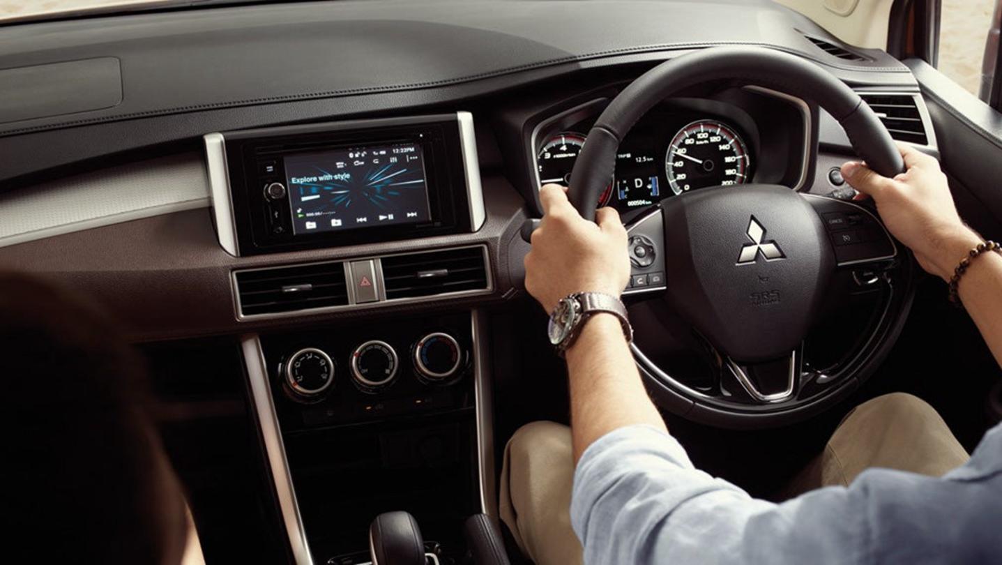 Mitsubishi Xpander Cross 2020 Interior 001