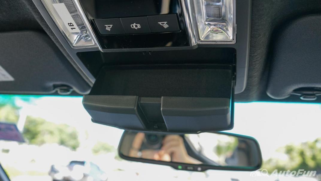 2020 Toyota Fortuner 2.8 Legender 4WD Interior 057