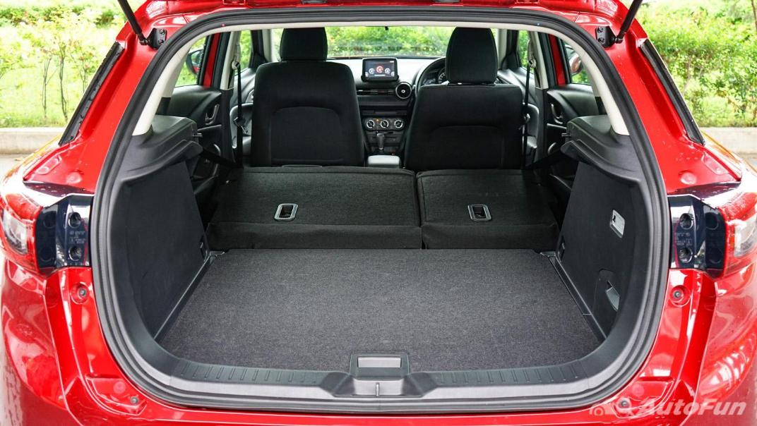 2020 Mazda CX-3 2.0 Base Interior 042