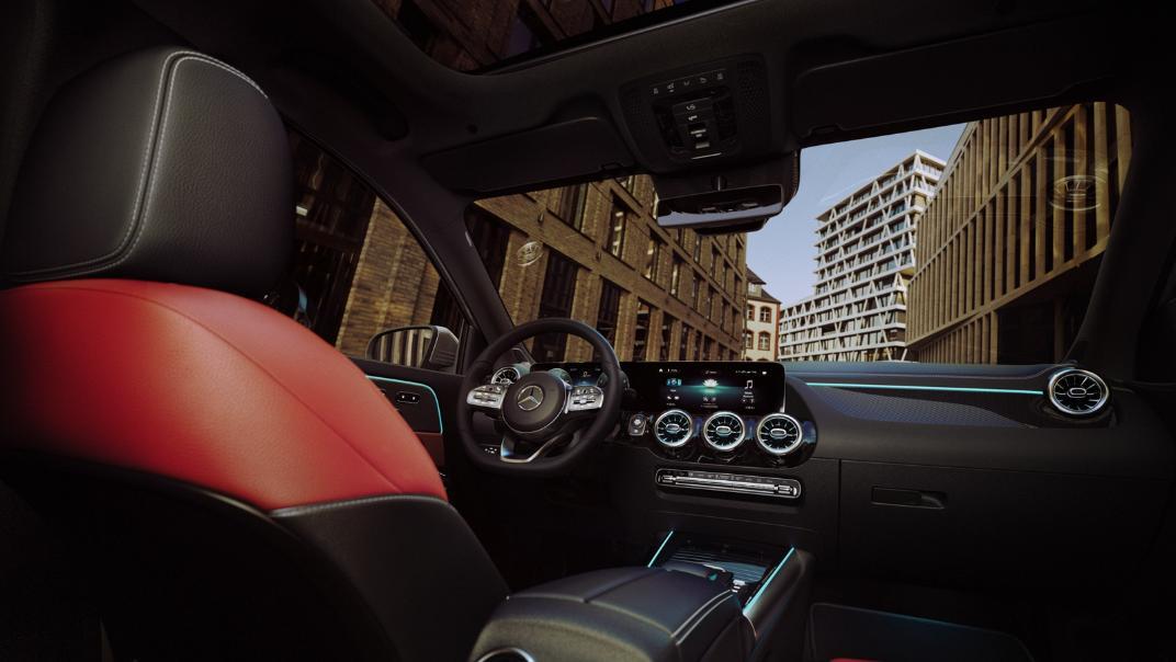 2021 Mercedes-Benz GLA-Class 200 AMG Dynamic Interior 031