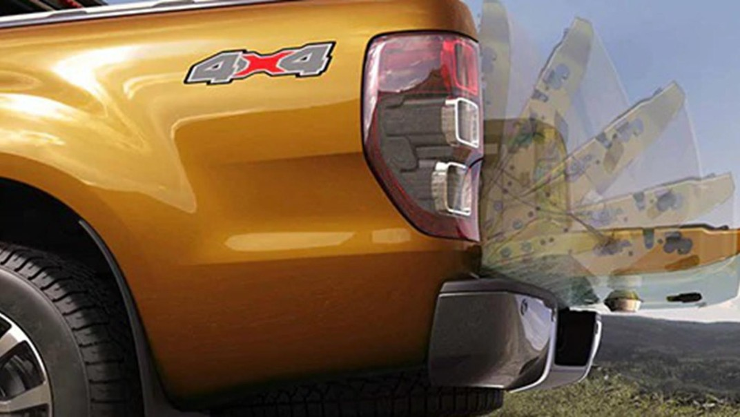 Ford Ranger Public 2020 Exterior 006