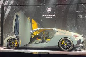 รอรับรถ 3 ปี Koenigsegg Gemera Mega-GT และ Jesko Absolut ค่าตัวรวมกันกว่า 400 ล้านบาท