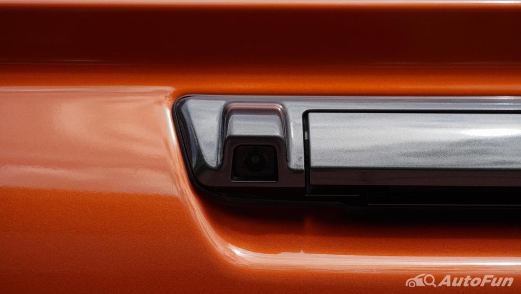 2020 Isuzu D-Max 4 Door V-Cross 3.0 Ddi M AT Exterior 041