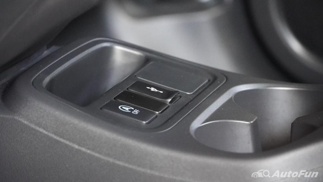 2020 Mitsubishi Attrage 1.2 GLS-LTD CVT Interior 023
