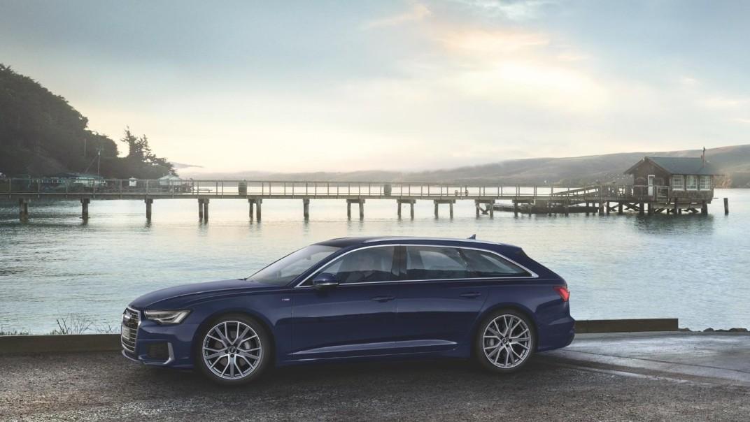 Audi A6 Avant 2020 Exterior 002