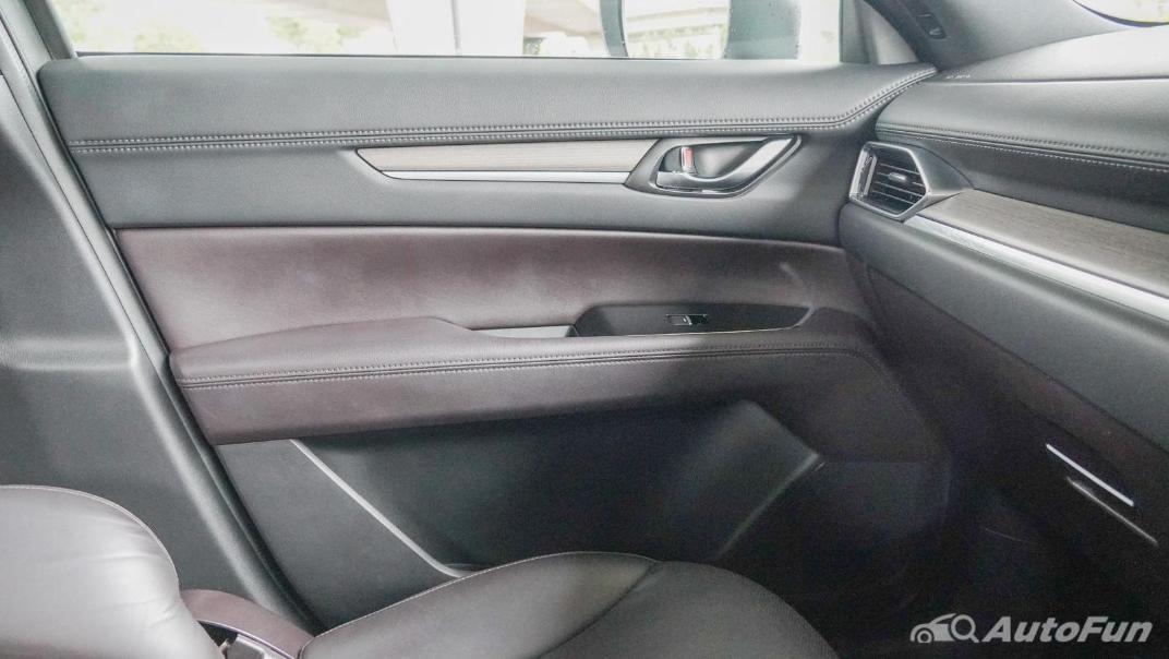 2020 2.5 Mazda CX-8 Skyactiv-G SP Interior 064