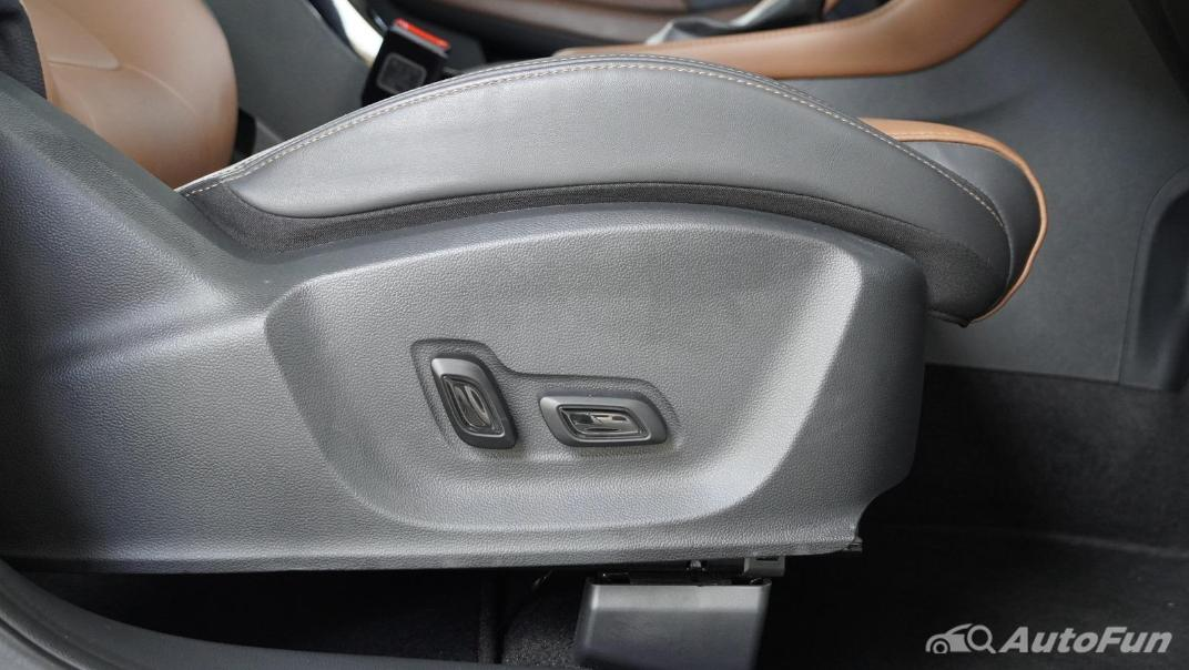 2020 MG ZS 1.5L X Plus Interior 035
