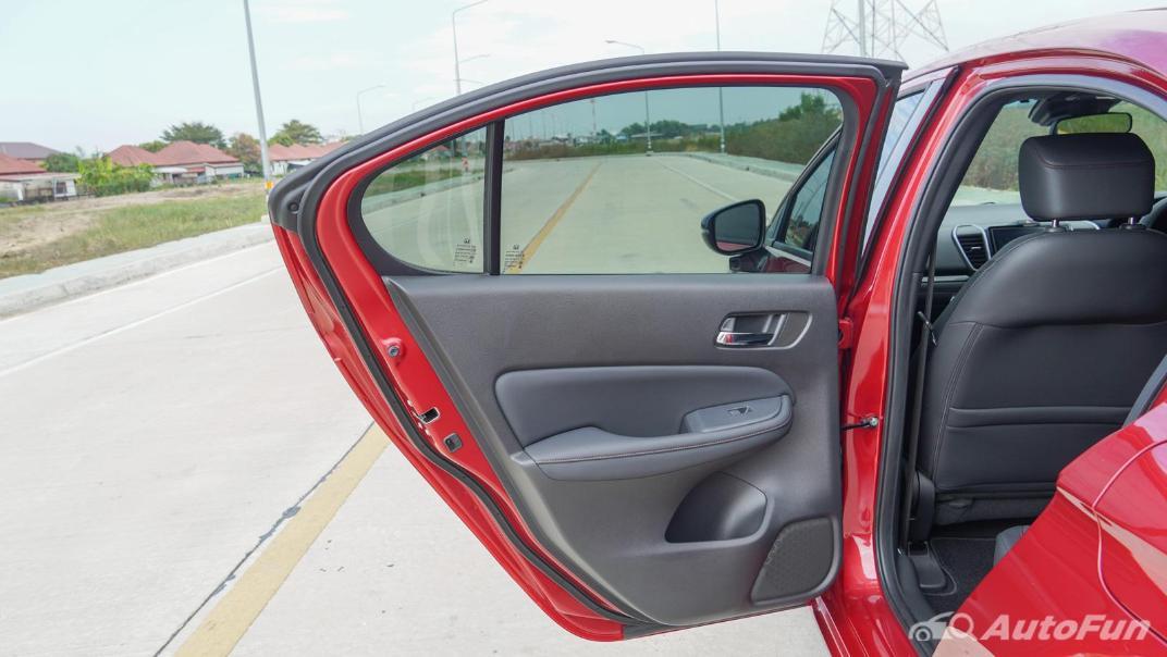2021 Honda City e:HEV RS Interior 062