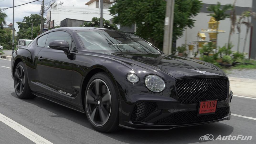 2020 Bentley Continental-GT 4.0 V8 Exterior 056