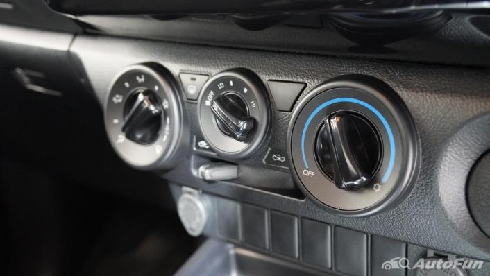 2021 Toyota Hilux Revo Double Cab 4x2 2.8 GR Sport AT Interior 010