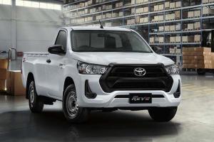 Review: Toyota Hilux Revo Standard Cab กระบะพันธุ์อึด